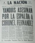 19 de mayo de 1965, el día que la Patria lloró a sus hijos nobles