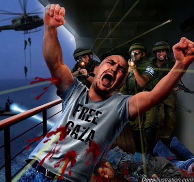 Resultado de imagen para incidente en la frontera gaza israel imagenes