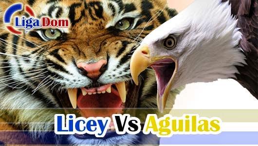 Resultado de imagen para LAS AGUILAS CIBAENAS Y LOS TIGRES DEL LICEY