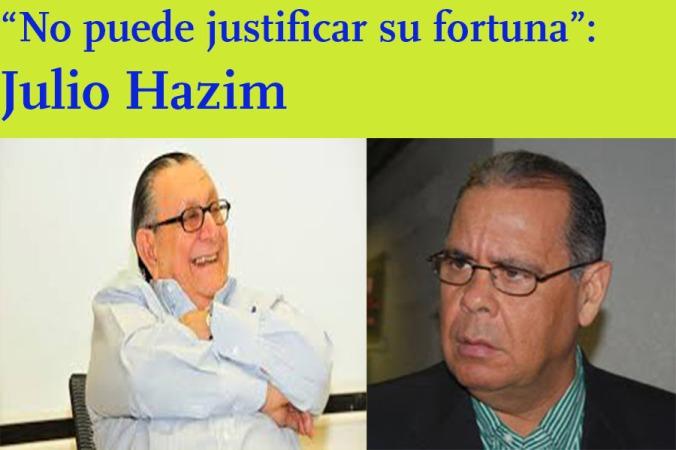 Resultado de imagen para JULIO HAZIM JUAN RAMON GOMEZ DIAZ